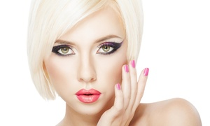 Two Haircuts With Shampoo And Style From La Shear Designs, Inc. - Salon, Spa & Wellness Center (56% Off)