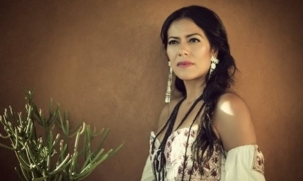 Lila Downs at House of Blues Houston on August 28 at 8 p.m. (Up to 50% Off)