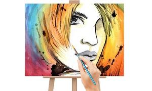 Dynamic Ecourse: Online-Kurs Malerei, Zeichnen, Aktzeichnen oder Superhelden zeichnen bei Dynamic Ecourse (bis zu 98% sparen*)