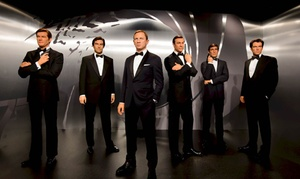 Madame Tussauds — Up to 42% Off VIsit at Madame Tussauds NYC, plus 6.0% Cash Back from Ebates.