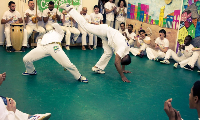 Triangle Capoeira - Carrboro Central Business District: 10 Capoeira Classes at Triangle Capoeira (55% Off)