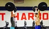 Crossfit Harbor East - Multiple Locations: Single-Event or Full-Season Entry in the Baltimore Fitness League (Up to 70% Off)