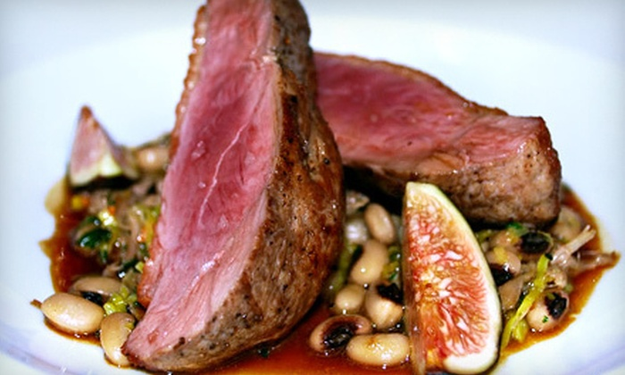 La Fourchette - Mayfair,Buckhead Triangle: $25 Worth of Bistro Food