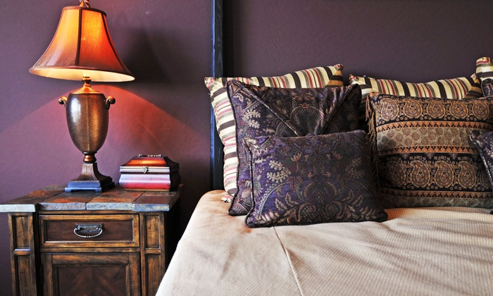 The Bed Shop - Multiple Locations: Bedding Accessories and Furniture or Mattresses at The Bed Shop (Up to 75% Off)