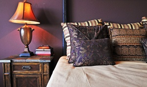 The Bed Shop: Bedding Accessories and Furniture or Mattresses at The Bed Shop (Up to 75% Off)