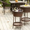 $149.99 for a 2-Piece Outdoor Wicker Bucket Set