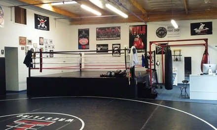 $38 for $125 Worth of Martial-Arts Lessons — Machado Jiu Jitsu Academy