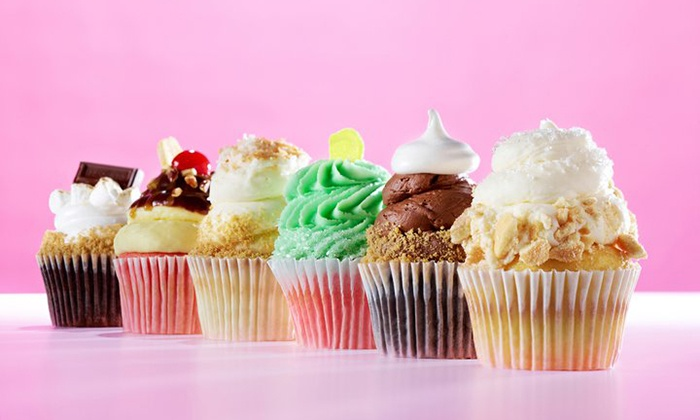Gigi's Cupcakes of Sandy Springs - Sandy Springs: $16.50 for Three Groupons, Each Good for $10 Worth of Cupcakes and Desserts at Gigi's Cupcakes of Sandy Springs ($30 Value)