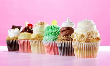$15 for Three Groupons, Each Good for $10 Worth of Cupcakes and Desserts at Gigi's Cupcakes of Sandy Springs ($30 Value)