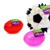 Gnawsome Spiky Sports Toys