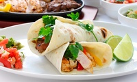 Mexican Meal with Cockails for Two or Four at The Dark Horse (Up to 45% Off)