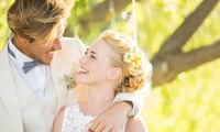 Four- or Six-Hour Wedding Photography Package from Pitcher Perfect (Up to 67% Off)