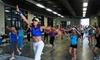 Zumba Tasha - Alhambra: 20 Dance-Fitness Classes at Zumba Tasha (72% Off)