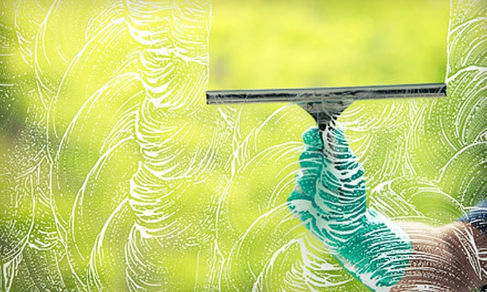 ATS Window Cleaning - Orange County: $74 for Interior and Exterior Window Cleaning for Up to 25 Windows from ATS Window Cleaning ($225 Value)