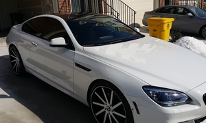Strictly Detail Llc: $179 for $325 Worth of Exterior and Interior Auto Detailing — Strictly Detailz LLC