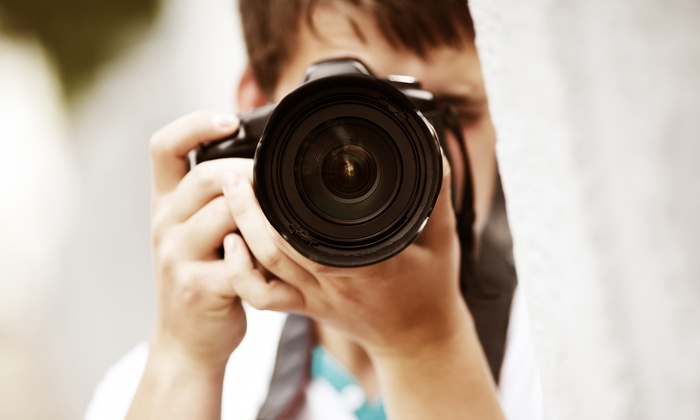 Be More Photography - University Village - Little Italy: $100 for $200 Worth of Professional Photography Services at Be More Photography
