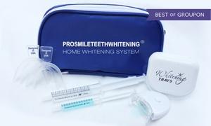 Pro Smile Teeth Whitening: $25 for Teeth Whitening Kit with Lifetime Whitening Refills from Pro Smile Teeth Whitening ($199 Value)