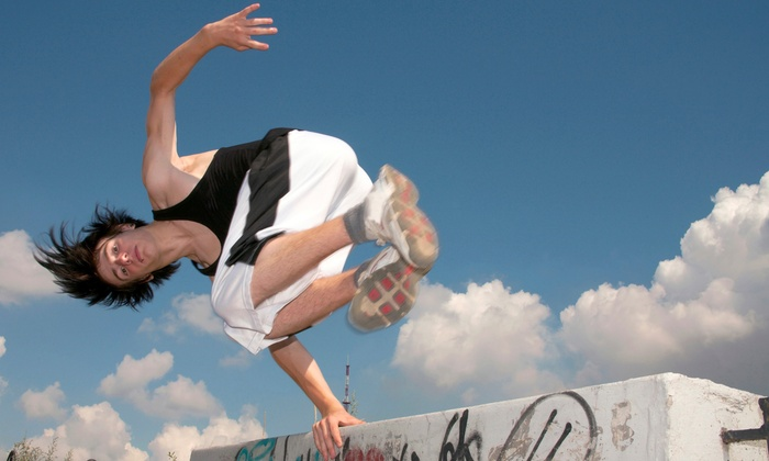 Enso Movement - North Raleigh: 8 or 16 Parkour and Freerunning Classes or One Month of Classes at Enso Movement (Up to 63% Off)