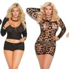 Elegant Moments Sexy Plus-Size Lingerie Collection