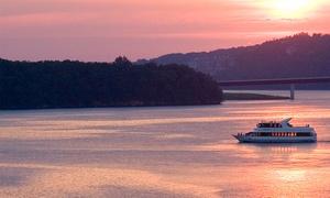 Celebration Cruises: Narrated Lake of the Ozarks Tour, Happy Hour Cruise, or Sunset Cruise from Celebration Cruises (Up to 50% Off)