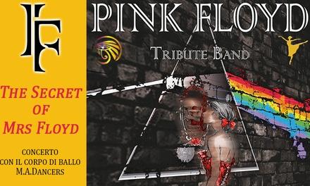 IF Pink Floyd Tribute Band il 3 marzo al Teatro Comunale di Pergine Valsugana (sconto 40%)
