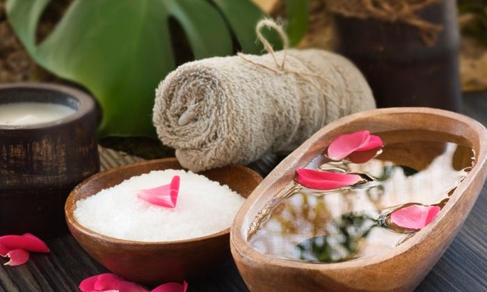 Spazio Iki Beauty Spa - Lissone (MB): Rituale spa benessere con massaggio corpo e trattamento viso a 39,90 €