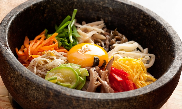 Spoon - Central Carrollton: $12for $20Worth of Korean Food at Spoon