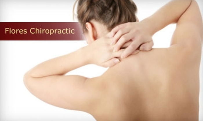 Flores Chiropractic - Sullivan's Gulch: $49 for Chiropractic Exam, X-Rays, and Treatment at Flores Chiropractic