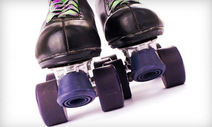 Skate Zone - Olathe Medical Center: $11 for a Skating and Arcade Package for Two at Skate Zone in Olathe ($21 Value)