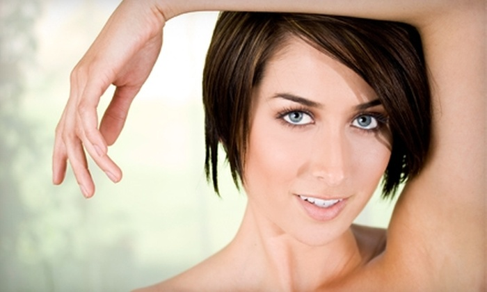 Young Medical Spa - Philadelphia: $159 for Six Laser Hair-Removal Treatments at Young Medical Spa in Lansdale (Up to $900 Value)