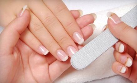 Skin Deep Salon & Spa: 1 Manicure - Skin Deep Salon & Spa in Coralville