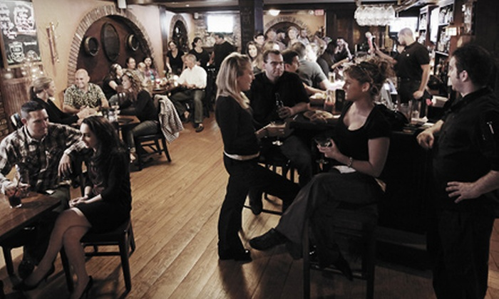 Ciro's Tavern - Woonsocket: $15 for $30 Worth of Upscale Pub Fare, Grilled Pizza & Seafood at Ciro's Tavern in Woonsocket