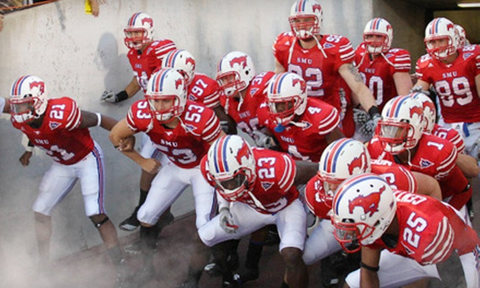 Southern Methodist University - University Park: One Ticket to SMU Versus Rice University Football Game at Gerald J. Ford Stadium on November 26 at 11 a.m. ($35.05 Value)