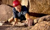 Stone Age Rock Gym - Waddell: $135 for a Guided Rock-Climbing Trip for Two People from Stone Age Rock Gym ($270 Value)