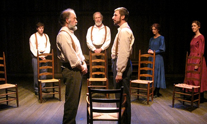 InterAct Theatre Company: Four or Eight Tickets to InterAct Theatre Company