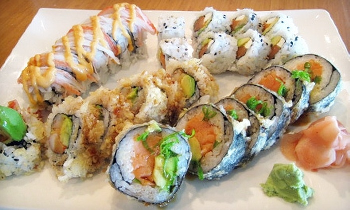 Tropical Café - Edmond: $15 for $30 Worth of Sushi at Tropical Café in Edmond