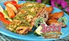 Jerk's Island Grill - 1: $10 for $20 Worth of Caribbean Fare and Drinks at Jerk's Island Grill in Covington
