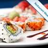 Up to 52% Off Sushi and Fusion Fare at Tsunami in Annapolis