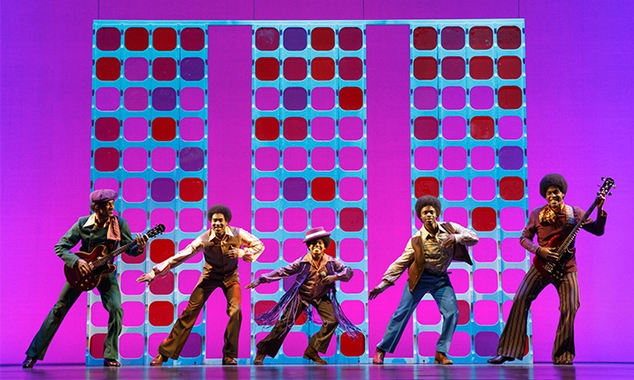 "Motown the Musical - PANTAGES THEATRE: ""Motown the Musical"" at Pantages Theatre on April 28–May 21 at 8 p.m. (Up to 25% Off)"