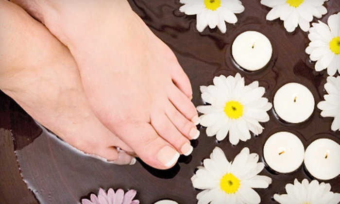 Coiffure on Phillips - Downtown: $20 for a Spa Pedicure at Coiffure on Phillips ($40 Value)