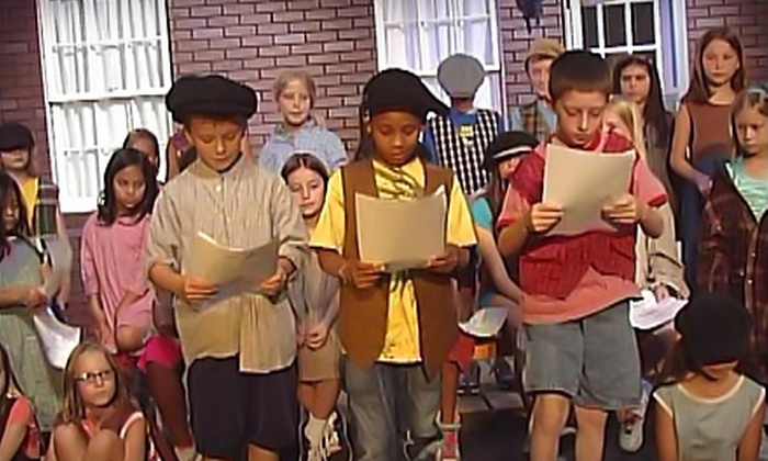 Drama Learning Center - Baltimore: K–12 Theater Camp Classes from Drama Learning Center. Seven Options Available.