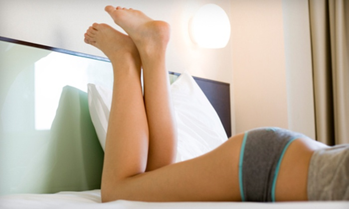Varicosis, Cosmetic and Laser Center - Hoover: $199 for a Sclerotherapy Spider-Vein Treatment at Varicosis, Cosmetic and Laser Center in Hoover (Up to $722 Value)