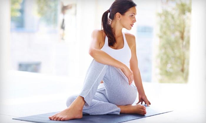 Bikram Yoga South Kansas City - Martin City: $19 for Two Weeks of Unlimited Bikram Yoga Classes at Bikram Yoga South Kansas City (Up to $39 Value)
