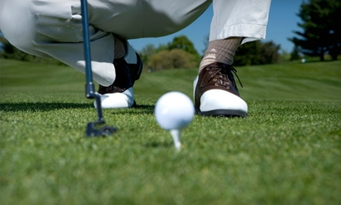 Country Club of Canton - Canton: Golf Packages at the Country Club of Canton. Two Options Available.