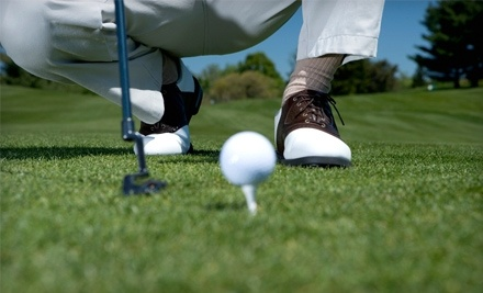 Country Club of Canton: 1 Weekday Round of 18 Holes for 2 and a Cart Rental - Country Club of Canton in Canton
