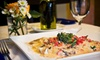 Zingari Ristorante - Downtown: $20 for $40 Worth of Fine Italian Fare and Drinks at Zingari Ristorante