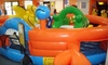Planet Jump  - St. Petersburg: $22 for Five Drop-In Visits to Planet Jump in Largo ($45 Value)