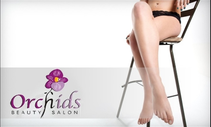 Orchids Brazilian Beauty Salon - Laurel Heights: $35 for $70 Worth of Waxing Services at Orchids Brazilian Beauty Salon