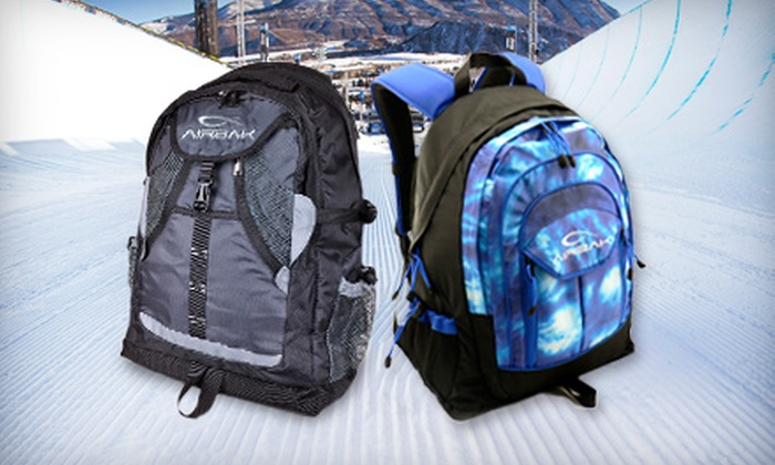 AirBak Technologies Backpacks from Geeks.com (Up to 58% Off). Five Styles Available.