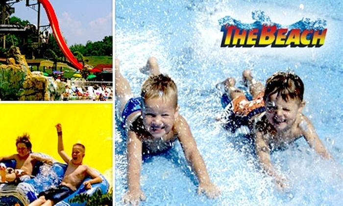 The Beach Waterpark - Mason: $13 for an Adult General Admission Ticket to The Beach Waterpark (Up to $27.99 Value)